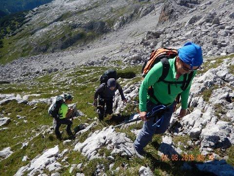 Treking Dolomiti 2016