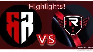 CWL Anaheim | Grand final | Highlights| Rise Nation vs Red Reserve
