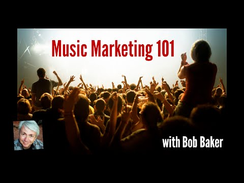 Music Marketing 101 Demystified – My FREE course on Udemy