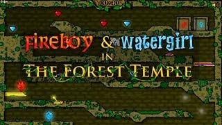 Fireboy and Watergirl: Forest Temple videosu
