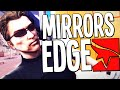 Mirror's Edge Funny Moments Gameplay - BEST PARKOUR GAME EVER [FREE ROAM]