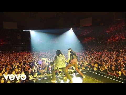 Esperado concierto de Scorpions