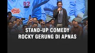Video [PECAHH] Stand-Up Comedy Rocky Gerung di APNAS MP3, 3GP, MP4, WEBM, AVI, FLV Mei 2019