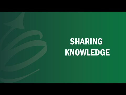 Sharing Knowledge - Remote Leadership Institute