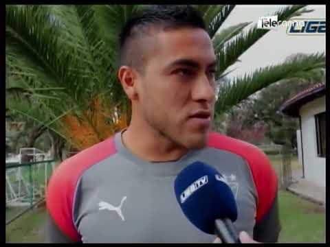 Andrés Chicaiza quiere aportar con goles en Liga de Quito