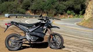 6. 2012 Zero DS  Motorcycle Review - An electric bike worth talking about