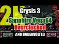 Download Lagu Crysis 3 (2K) - Sapphire Nitro+ RX Vega64 8G HBM2 Overclocked (UV -162 mV) Mp3 Free