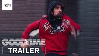 "SUBSCRIBE: http://bit.ly/A24subscribeFrom directors Josh and Benny Safdie and starring Robert Pattinson. GOOD TIME – In Theaters August 11.RELEASE DATE: August 11, 2017DIRECTOR: Ben Safdie, Joshua SafdieCAST: Robert Pattinson, Jennifer Jason Leigh, Barkhad AbdiORIGINAL SCORE: Oneohtrix Point NeverMUSIC: ""The Pure And The Damned"" by Oneohtrix Point Never ft. Iggy Pop. http://pointnever.comVisit GOOD TIME WEBSITE: http://bit.ly/GoodTimeMovieLike GOOD TIME on FACEBOOK: http://bit.ly/GoodTimeFBFollow GOOD TIME on Twitter: http://bit.ly/GoodTimeTWFollow GOOD TIME on Instagram: http://bit.ly/GoodTimeIG------ABOUT A24:Official YouTube channel for A24, the studio behind Ex Machina, Amy, Room, The Witch, The Lobster, Moonlight, 20th Century Women & more.Coming Soon: How to Talk to Girls at Parties, Woodshock, SliceSubscribe to A24's NEWSLETTER:  http://bit.ly/A24signupVisit A24 WEBSITE: http://bit.ly/A24filmsdotcomLike A24 on FACEBOOK: http://bit.ly/FBA24Follow A24 on TWITTER: http://bit.ly/TweetA24Follow A24 on INSTAGRAM: http://bit.ly/InstaA24"