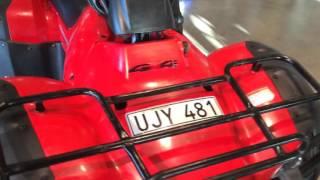 8. Honda TRX400FA