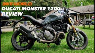 1. Ducati Monster 1200s Review