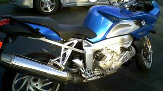 7. 2007 BMW K1200r Sport for sale.