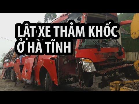 Tai Nạn Lật Xe Ở Hà Tĩnh | Hơn 20 người chết và bị thương