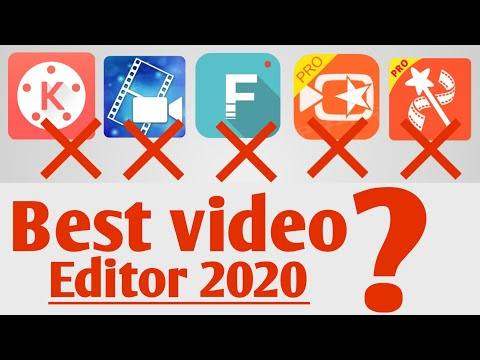 Best professional video editing app for Android 2018