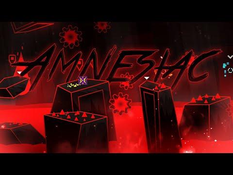 """""""Amnesiac"""" (Demon) by AvaKai   Geometry Dash 2.11"""