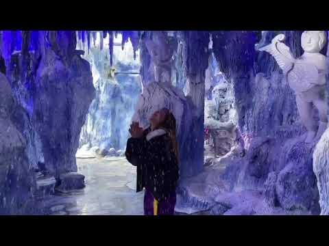 Tuyết rơi Đà Lạt, có một không hai