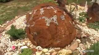 Сад камней в г. Волжский