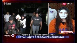 Video EKSLUSIF! Tersangka W Beberkan Empat Inisial yang Aktif Prostitusi Online Artis - iNews Sore 21/01 MP3, 3GP, MP4, WEBM, AVI, FLV Januari 2019