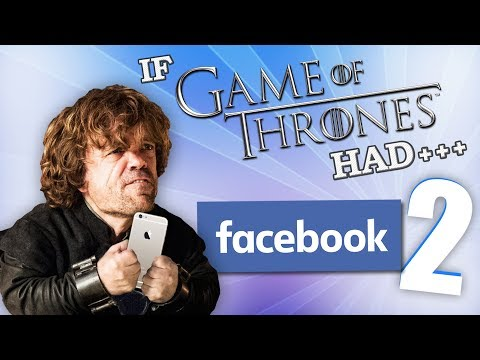If Game Of Thrones Had Facebook 2