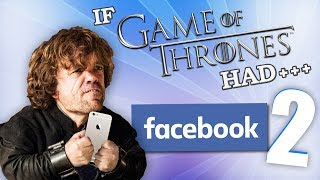 Before 'Game of Thrones' Season 7, here's a current look at the Facebook feeds of your favorite characters Watch If Game of Thrones Facebook 1!