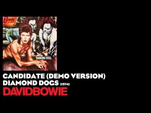 Tekst piosenki David Bowie - Candidate (demo) po polsku