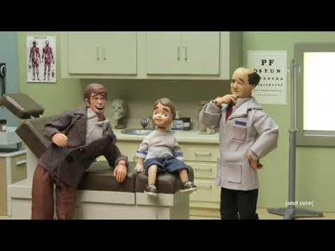 Robot Chicken - Hysterical Blindness