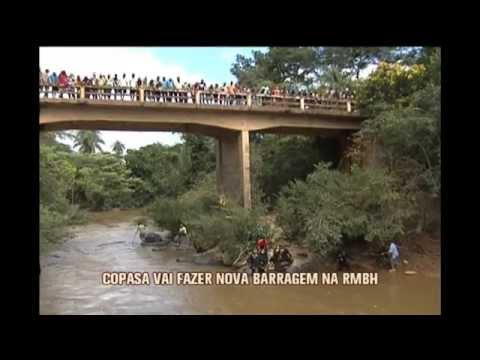 Rio Taquaraçu será o novo manancial de abastecimento da região metropolitana
