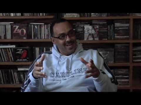 sosouthcom - SoSouth.com interviews Eugene Brooks of KMJ Records Pt 1 about music, Z-Ro, success and his new book