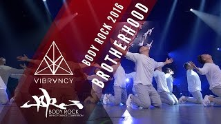 Nonton  2nd Place  Brotherhood   Body Rock 2016   Vibrvncy Front Row 4k   Officialbrhd  Bodyrock2016 Film Subtitle Indonesia Streaming Movie Download