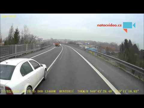 Typický řidič hulvát