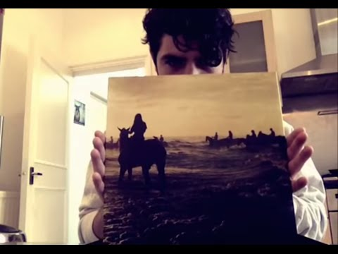 Yannis in Holy Fire Ltd. Edition Joy
