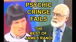 Video Psychic Cringe Fails 2 - The Best of James Randi MP3, 3GP, MP4, WEBM, AVI, FLV Januari 2019