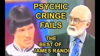 Video Psychic Cringe Fails 2 - The Best of James Randi MP3, 3GP, MP4, WEBM, AVI, FLV September 2019
