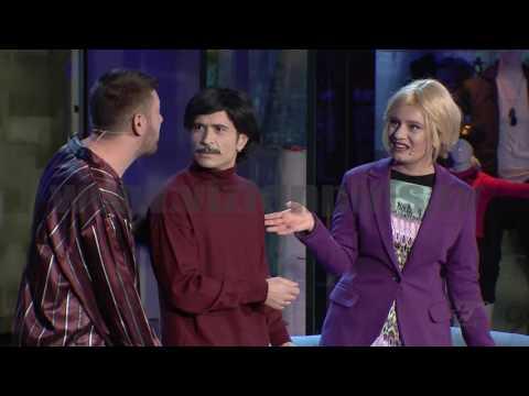 Al Pazar - 24 DHJETOR 2016 - Pjesa 4 - Show Humor - Vizion Plus