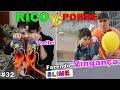 RICO VS POBRE FAZENDO AMOEBA / SLIME #32