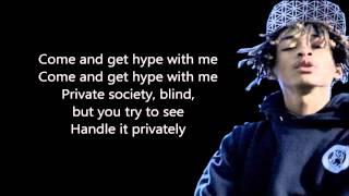 Jaden Smith - Scarface Official Lyrics Video