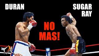 Video Sugar Ray Leonard vs Duran 2  -  No Mas! Explained |Fight Breakdown| MP3, 3GP, MP4, WEBM, AVI, FLV Desember 2018