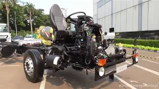 Video CHASSIS BUS BARU di GIICOMVEC 2018 MP3, 3GP, MP4, WEBM, AVI, FLV September 2018