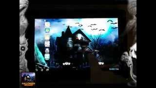 Halloween Live Wallpaper YouTube video
