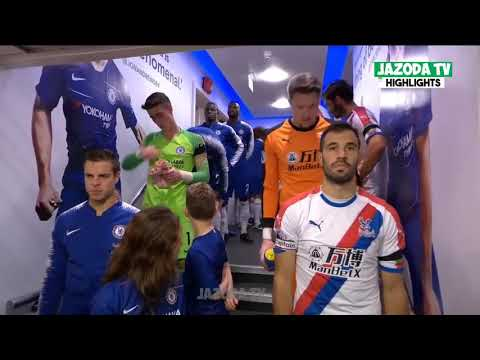 Chelsea Vs Crystal I 3-1 I All Goals and Highlights..