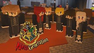 ¡EL SOMBRERO SELECCIONADOR! | Hogwarts NG #1 Roleplay en Minecraft