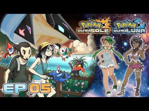 Gameplay Live Pokémon Ultrasole e Luna #5 - Ibis e il Centro di Ricerche Interdimensionali!