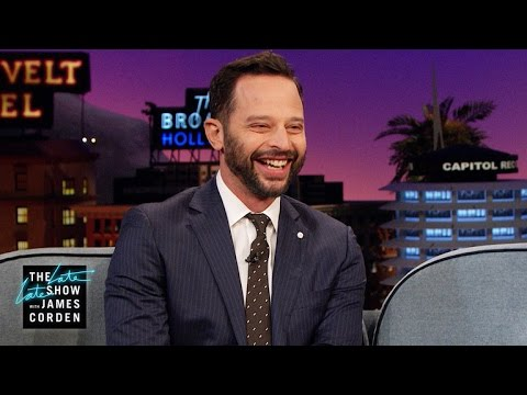Nick Kroll Introduces James to Ref Jeff