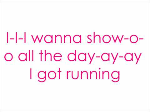 Britney Spears - I Wanna Go (Lyrics)