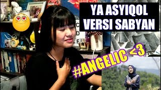 Video YA ASYIQOL VERSI SABYAN (REACTION) MP3, 3GP, MP4, WEBM, AVI, FLV Desember 2018