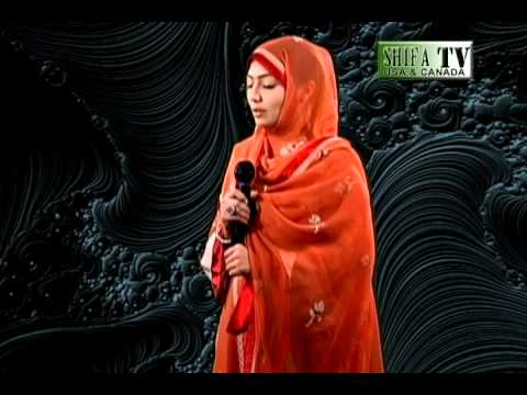 Qaseeda - Hamd Teri Shan Amma Nawala Hu Allahu Jalla Jalaluhu By Javeria Saleem http://www.youtube.com/watch?v=cEDeTHiXarU Qaseeda Burda Shareef By Javeria Saleem http...
