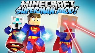 Video ASIKNYA JADI SUPERMAN DENGAN KEKUATAN SUPERPOWER NYATA DI MINECRAFT! - MVLOG #36 MP3, 3GP, MP4, WEBM, AVI, FLV Juli 2018