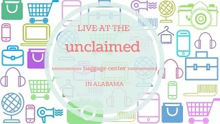 Scottsboro (AL) United States  city images : Live at the Unclaimed Baggage Center in Scottsboro Alabama