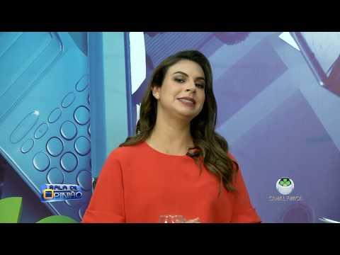 SALA DE OPINIÃO com JOÃO RICARDO – Entrevistada: DEPUTADA MARIANA CARVALHO