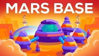 Building a Marsbase is a Horrible Idea: Let's do it!
