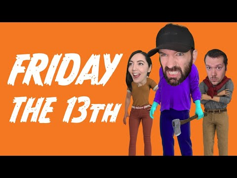 Friday the 13th: WHO IS BEST JASON? CHALLENGE 🎃 Mike vs Jane vs Andy for HALLOWSTREAM 2020